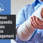 Common Orthopaedic Injuries and Pain Management