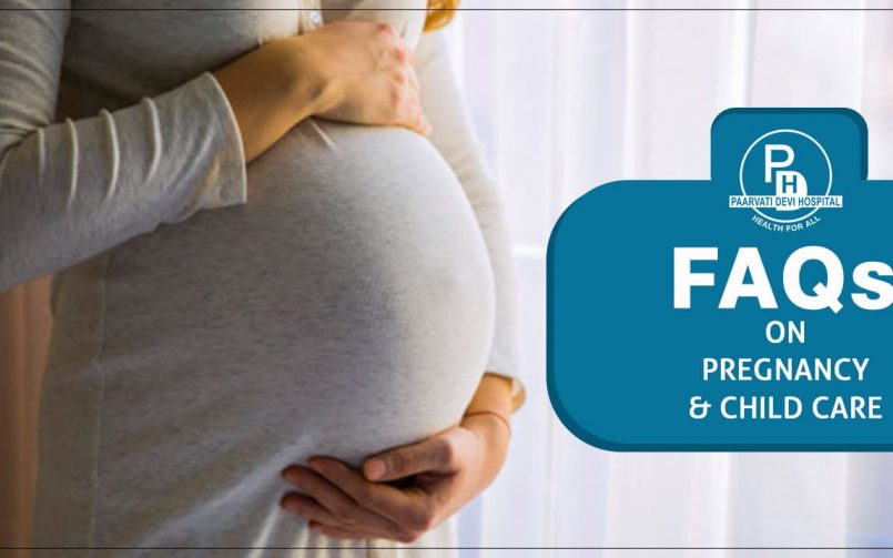 FAQ on Pregnancy & Child Care